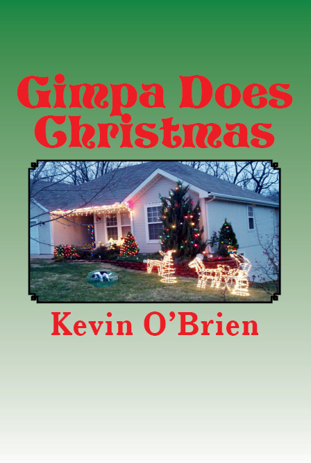 Cover Image, Gimpa Does Christmas